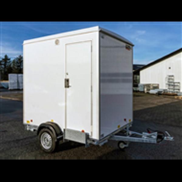 Billede af Toilet & badevogn 400V