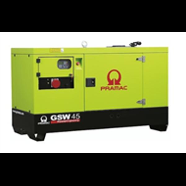 Billede af El-Generator Diesel 45 kW
