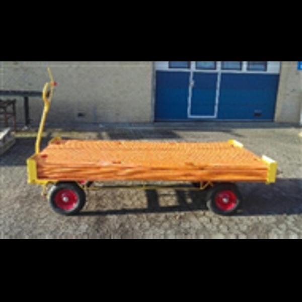 Billede af Pladevogn incl.10 stk Plastkøreplader