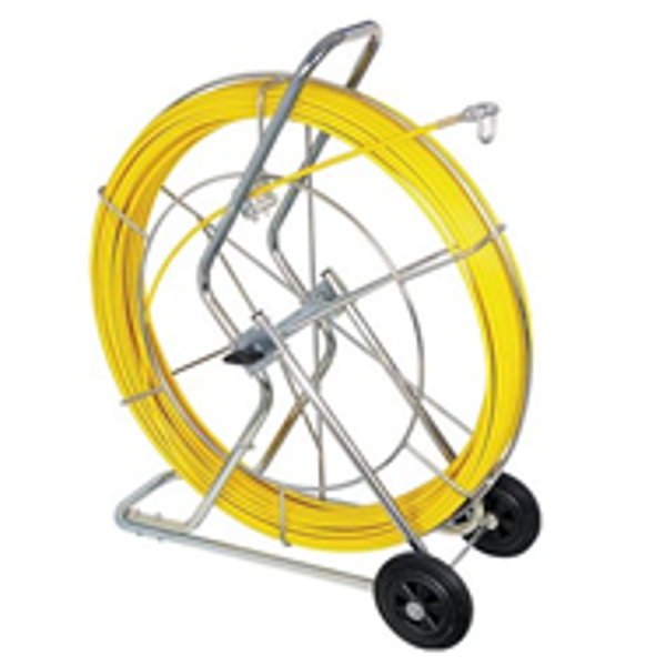 Billede af Søgefjeder Ø9 150 m med hjul