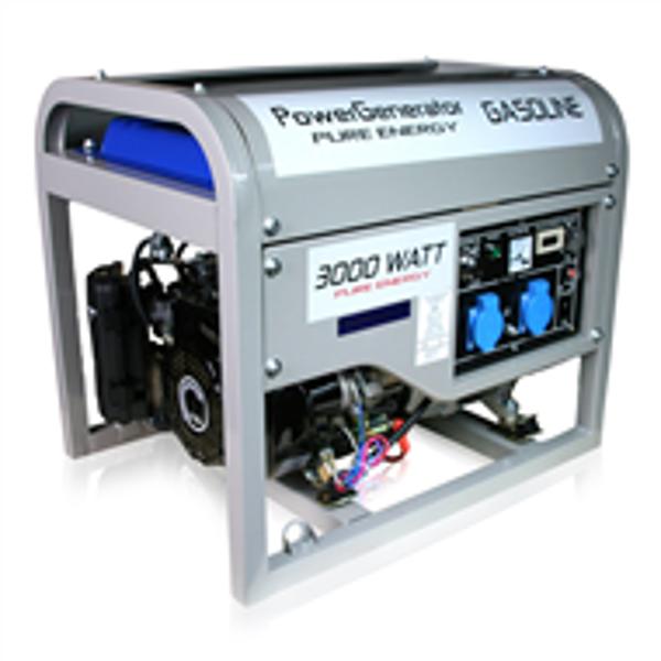 Billede af El-generator 3 kW m/el start