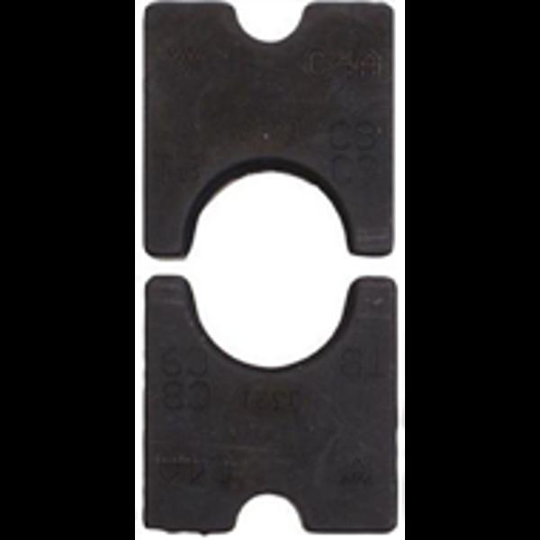 Billede af Presbakke sæt C-klemmer 6-16/5-25 mm2